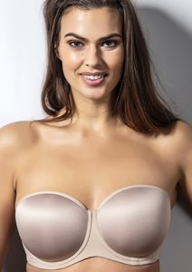 grote maat strapless bh