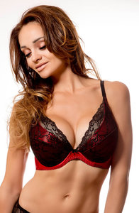 Push up Beugelbh  Catherine Rood