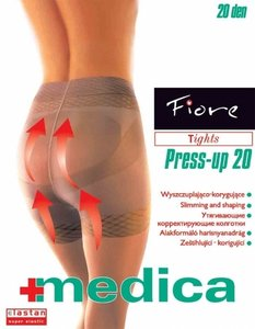 Corrigerend Panty voor billen Press up 20den
